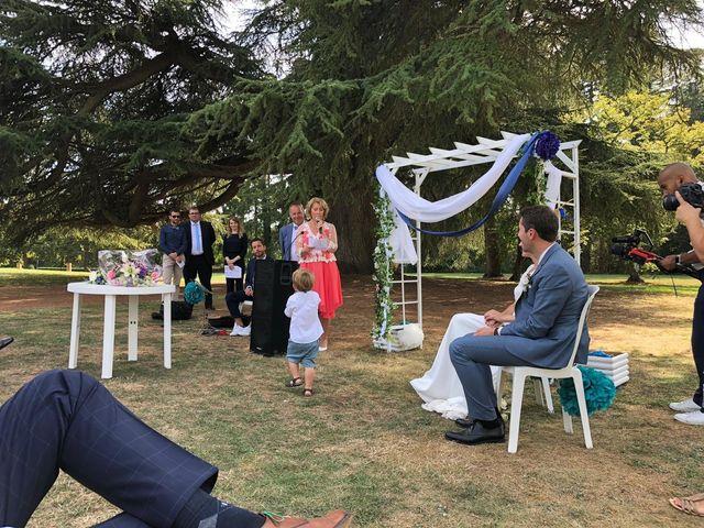 Le mariage de Ingrid et Alexandre à Courtalain, Eure-et-Loir 7
