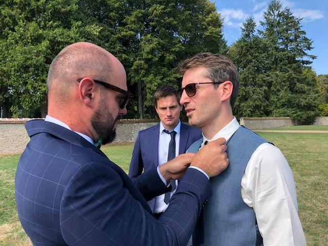Le mariage de Ingrid et Alexandre à Courtalain, Eure-et-Loir 10