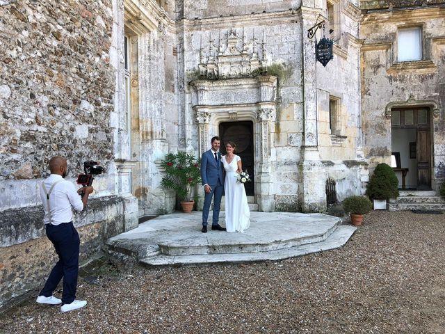 Le mariage de Alexandre et Ingrid