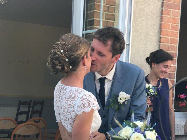 Le mariage de Ingrid et Alexandre à Courtalain, Eure-et-Loir 12