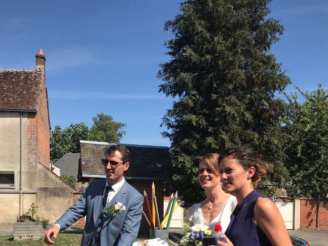 Le mariage de Ingrid et Alexandre à Courtalain, Eure-et-Loir 13
