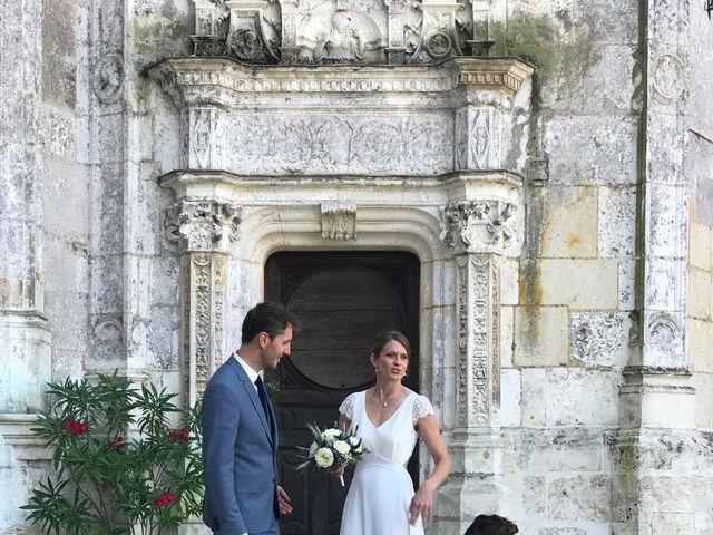 Le mariage de Ingrid et Alexandre à Courtalain, Eure-et-Loir 14