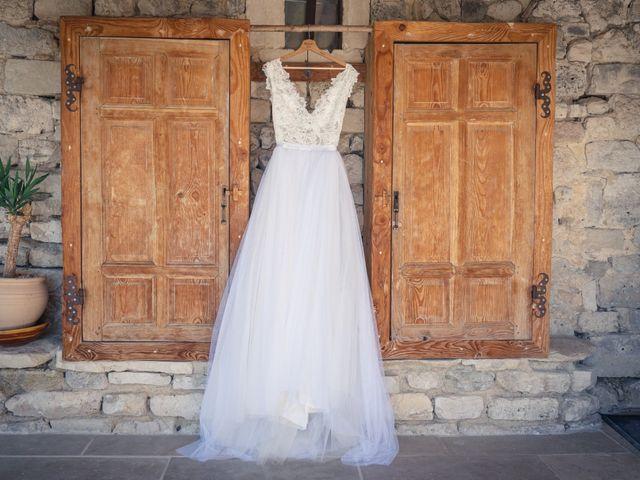 Le mariage de Maxime et Jess à Grignan, Drôme 5