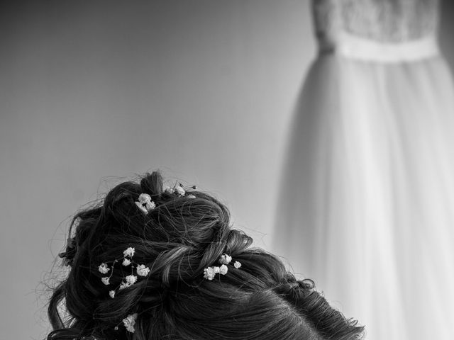 Le mariage de Maxime et Jess à Grignan, Drôme 13