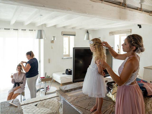 Le mariage de Maxime et Jess à Grignan, Drôme 15