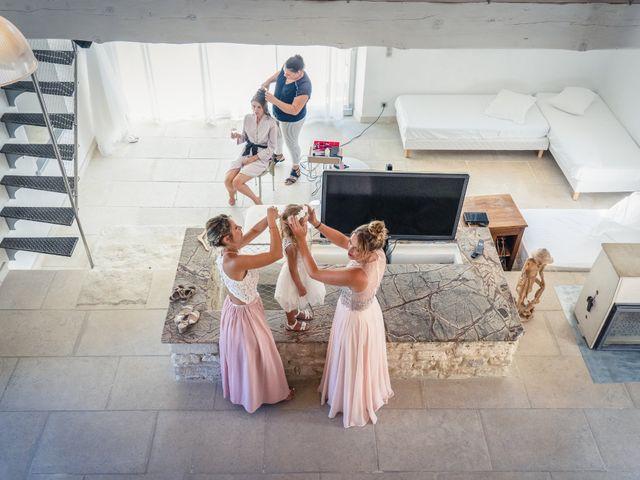 Le mariage de Maxime et Jess à Grignan, Drôme 16
