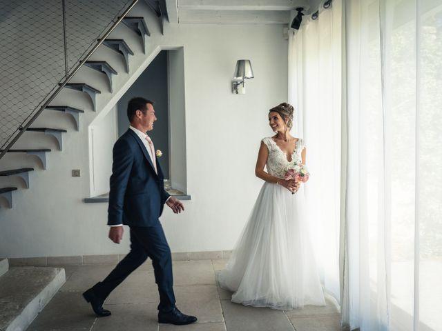 Le mariage de Maxime et Jess à Grignan, Drôme 34
