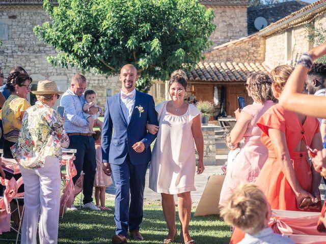 Le mariage de Maxime et Jess à Grignan, Drôme 82