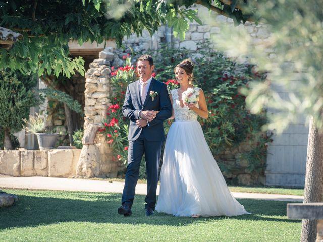 Le mariage de Maxime et Jess à Grignan, Drôme 84