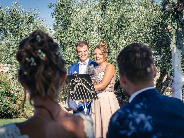 Le mariage de Maxime et Jess à Grignan, Drôme 93