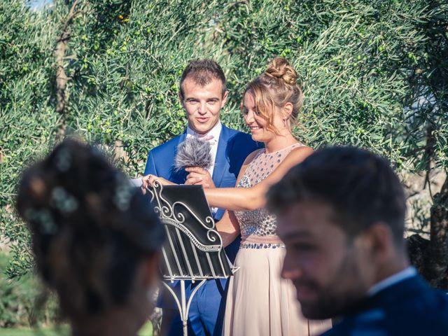 Le mariage de Maxime et Jess à Grignan, Drôme 97