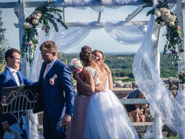 Le mariage de Maxime et Jess à Grignan, Drôme 98