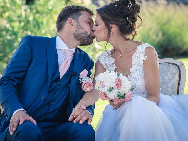 Le mariage de Maxime et Jess à Grignan, Drôme 115