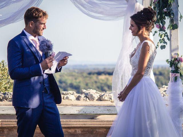 Le mariage de Maxime et Jess à Grignan, Drôme 129