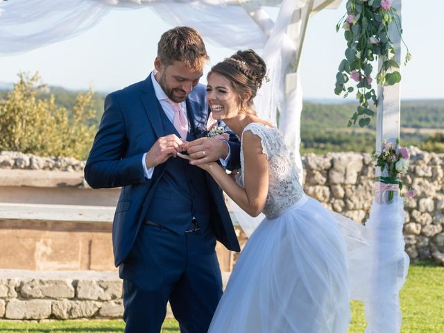 Le mariage de Maxime et Jess à Grignan, Drôme 140