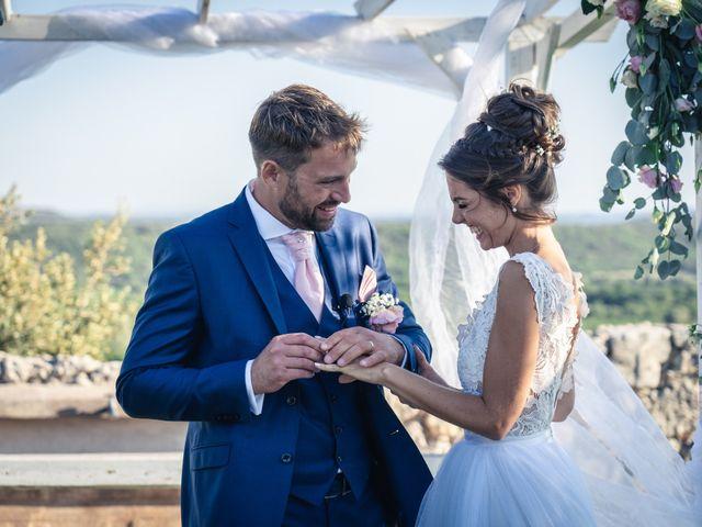 Le mariage de Maxime et Jess à Grignan, Drôme 142