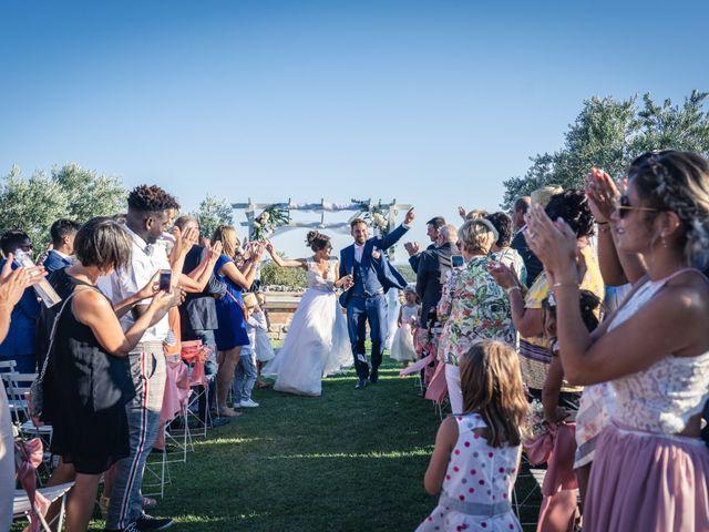 Le mariage de Maxime et Jess à Grignan, Drôme 145