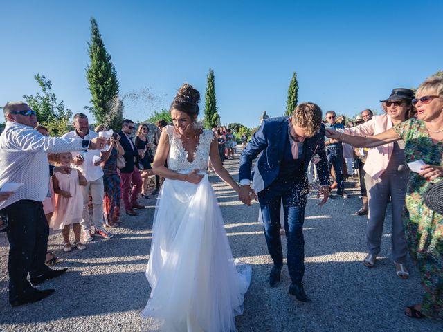 Le mariage de Maxime et Jess à Grignan, Drôme 151