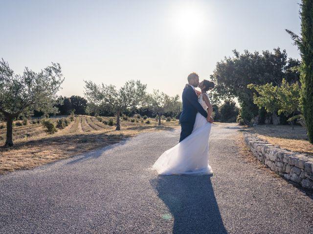 Le mariage de Maxime et Jess à Grignan, Drôme 154