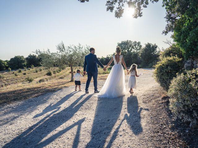 Le mariage de Maxime et Jess à Grignan, Drôme 157