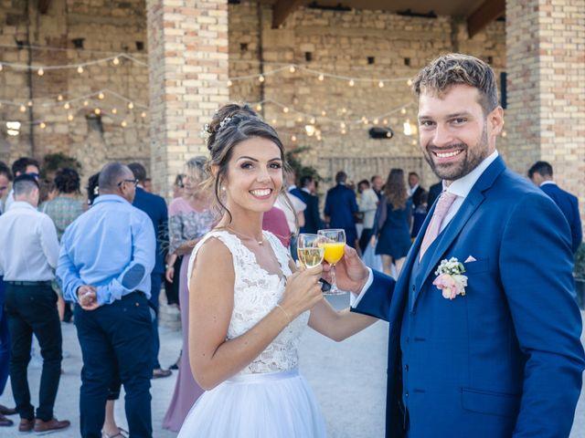 Le mariage de Maxime et Jess à Grignan, Drôme 163