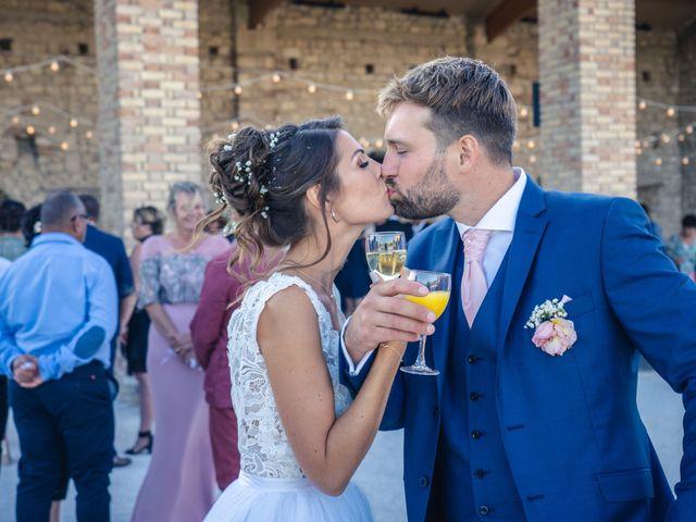 Le mariage de Maxime et Jess à Grignan, Drôme 164