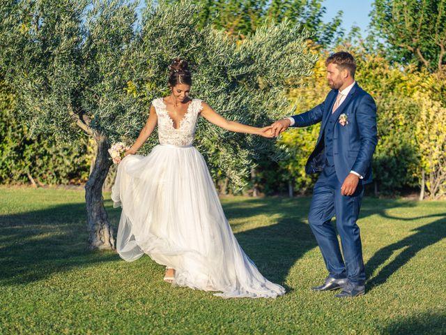Le mariage de Maxime et Jess à Grignan, Drôme 185