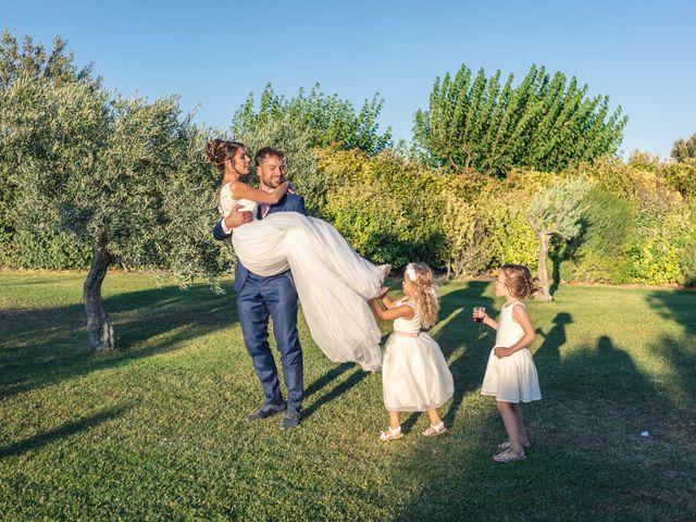Le mariage de Maxime et Jess à Grignan, Drôme 189