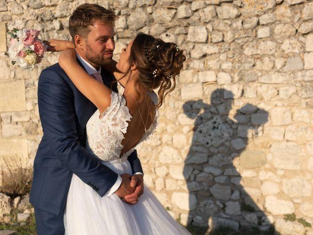 Le mariage de Maxime et Jess à Grignan, Drôme 190