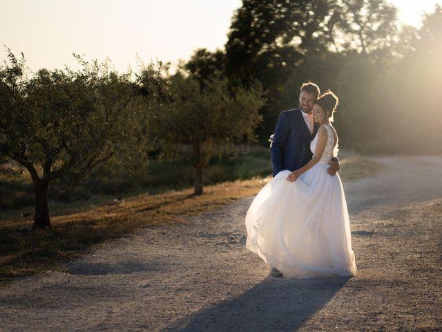 Le mariage de Maxime et Jess à Grignan, Drôme 192