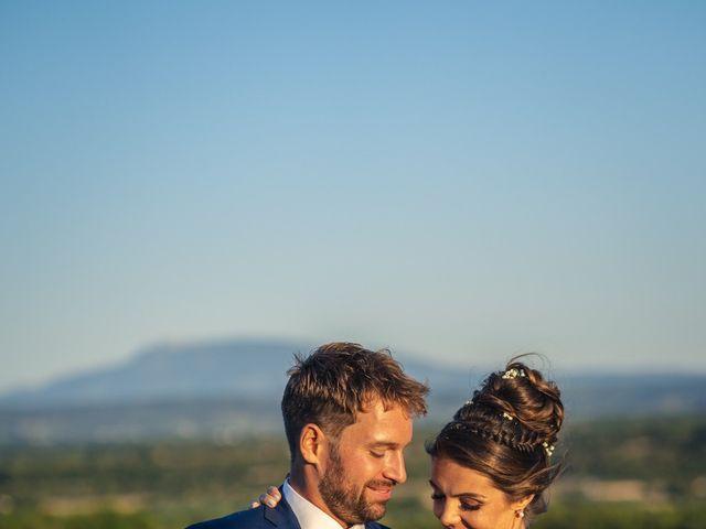Le mariage de Maxime et Jess à Grignan, Drôme 195