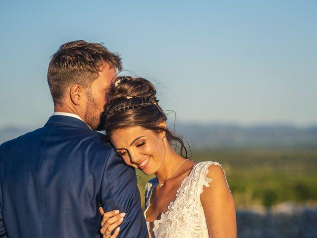 Le mariage de Maxime et Jess à Grignan, Drôme 197