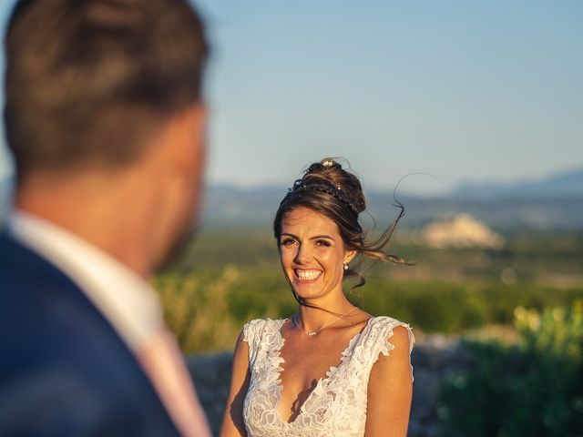 Le mariage de Maxime et Jess à Grignan, Drôme 198