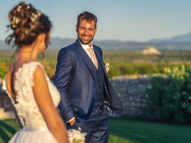 Le mariage de Maxime et Jess à Grignan, Drôme 201
