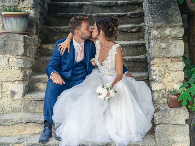 Le mariage de Maxime et Jess à Grignan, Drôme 205