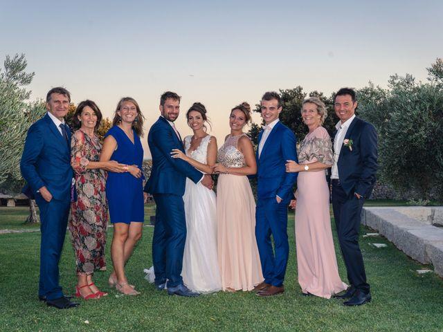 Le mariage de Maxime et Jess à Grignan, Drôme 214