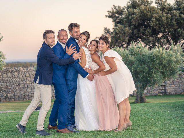 Le mariage de Maxime et Jess à Grignan, Drôme 216