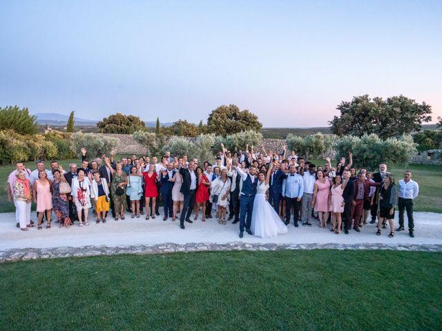 Le mariage de Maxime et Jess à Grignan, Drôme 221