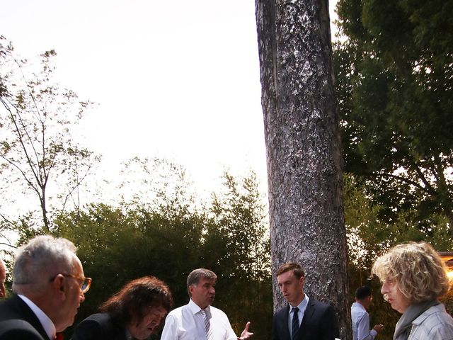 Le mariage de François et Eva à Saint-Maximin-la-Sainte-Baume, Var 6