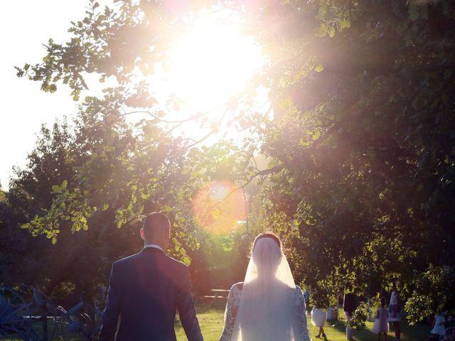 Le mariage de François et Eva à Saint-Maximin-la-Sainte-Baume, Var 14