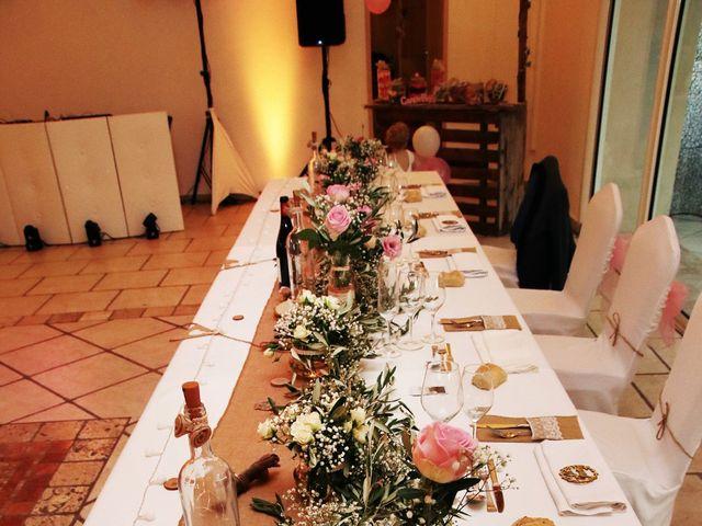 Le mariage de François et Eva à Saint-Maximin-la-Sainte-Baume, Var 20