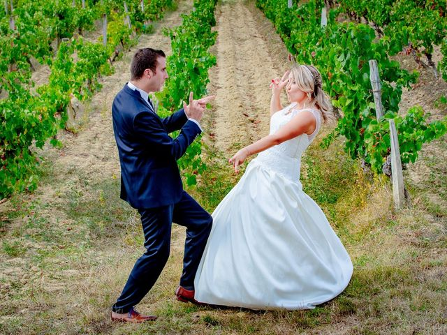 Le mariage de Yohan et Sandra à Nogaro, Gers 1