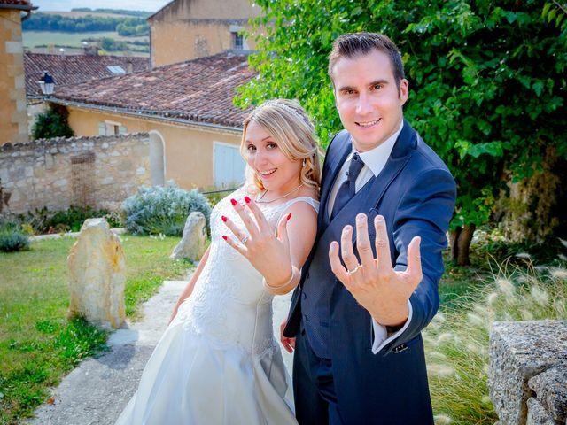 Le mariage de Yohan et Sandra à Nogaro, Gers 3
