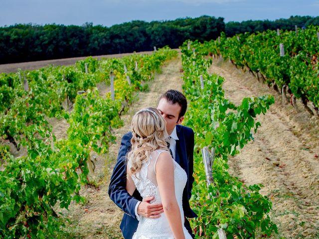 Le mariage de Yohan et Sandra à Nogaro, Gers 7