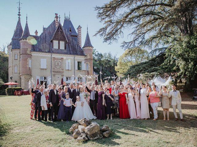 Le mariage de Yohan et Sandra à Nogaro, Gers 12