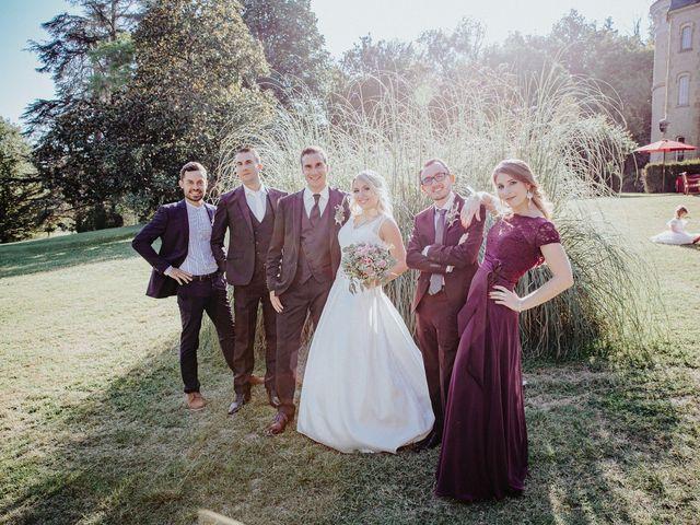 Le mariage de Yohan et Sandra à Nogaro, Gers 13
