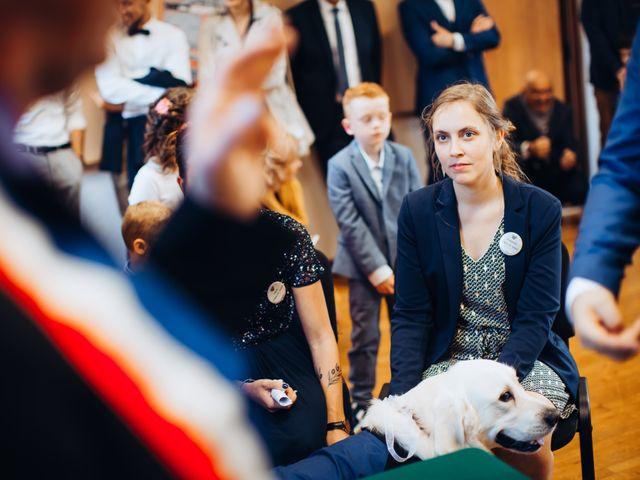 Le mariage de Antoine et Fanny à Arc-sur-Tille, Côte d'Or 21