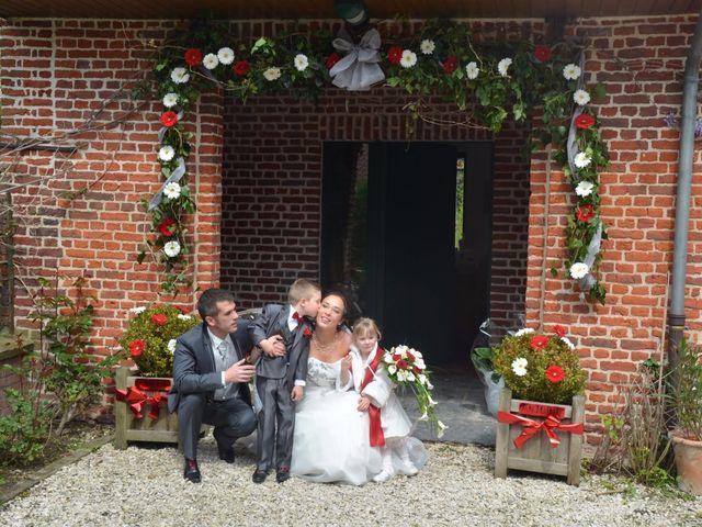 Le mariage de Antoine et Amélie à Bouvignies, Nord 1