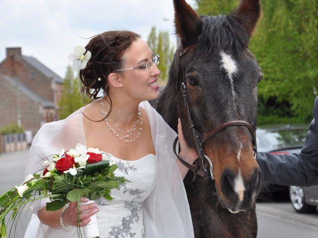 Le mariage de Antoine et Amélie à Bouvignies, Nord 2