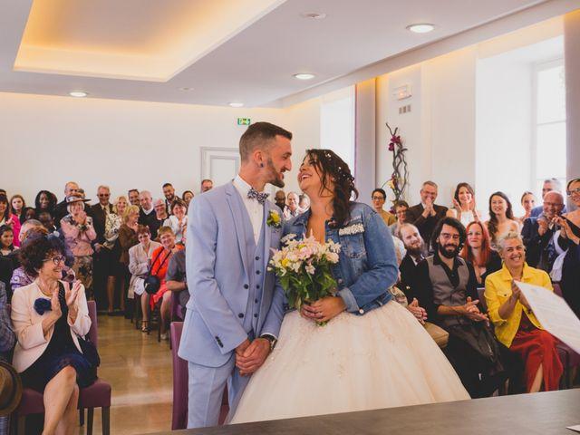Le mariage de Bruno et Mélissa à Fontenay-Trésigny, Seine-et-Marne 14
